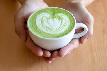 Try our 2 favorite matcha latte recipes