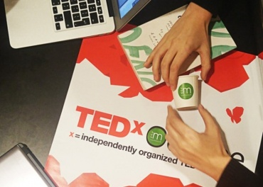 What does matcha have to do with TEDx?