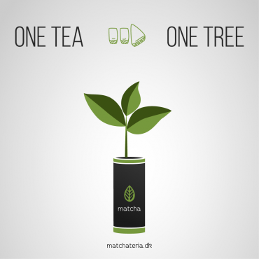 One Tea. One Tree.